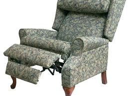 reclining chair chairs s leather recliner wing back stressless model recliners slipcovers