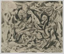 jackson pollock artist heilbrunn timeline of art history the untitled