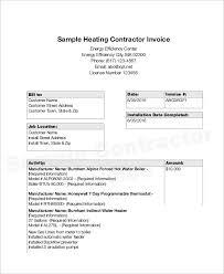 Sample Of Invoice For Consulting Services 9 Contractor Invoice Examples Samples Pdf Word Pages Examples
