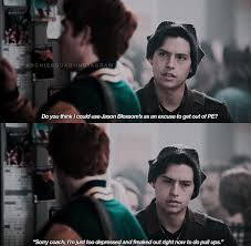 Riverdale Quotes Enchanting Actors Cole Sprouse Riverdale Jughead Kj Apa Image 48 By