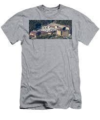 Harrahs Cherokee Casino Resort And Hotel Mens T Shirt Athletic Fit
