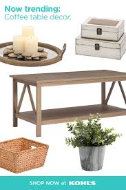 Download kohls coffee tables for free. Find Stylish Coffee Table Must Haves At Kohl S Decor Modern Southwest Decor Home Decor