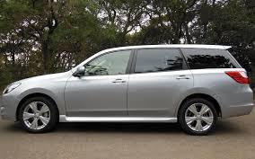 Comparison - Subaru Exiga Crossover 7 turbo 2017 - vs - Nissan X ...