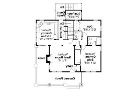 bungalow floor plans. Bungalow House Plan - Lone Rock 41-020 1st Floor Plans