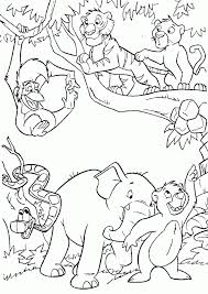 Small Picture Printable 39 African Animal Coloring Pages 3768 Safari Animal