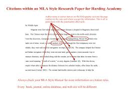 How To Cite Website In Mla Format Research Paper Put Parttime Jobs