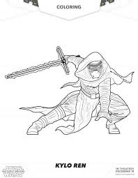 Force Awakens Coloring Pages At Getdrawingscom Free For Personal