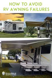 rv automatic awnings best repairs maintenance images on love your the  awning is one of most