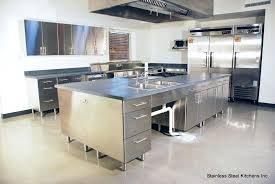 amusing stainless steel commercial kitchen cabinets kitchen stainless steel 20 with commercial kitchen cabinets stainless steel