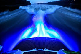 boat drain plug light bty 20 watt led under water fishing 1 2