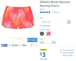 Walmart Canada Clearance Deal Get The Athletic Works Womens