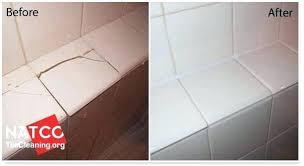 how to replace a ed shower tile fix chipped bathtub repair enamel fiberglass