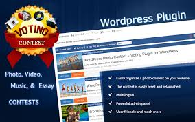 wp voting contest all in one photo video music and essay plugin the 1 contest plugin for wordpress just got better welcome to version 3 5 2