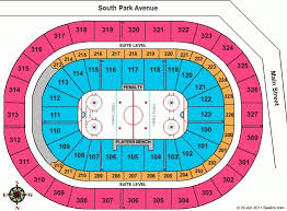 Keybank Center Seating Chart Keybank Center Seating Chart Seat Numbers