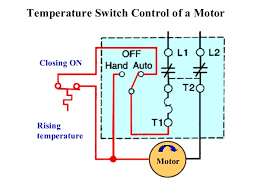 wiring diagrams and ladder logic Temperature Control Wiring Diagram temperature switch control ranco electronic temperature control wiring diagram