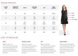 Size Charts Fashion By Gk