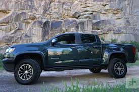 2017 Chevrolet Colorado ZR2 offers off-road capability and street ...