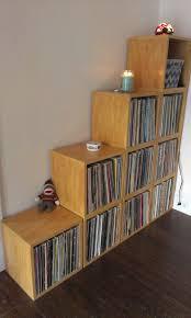 Storage Best 10 Record Storage Ideas On Pinterest Ikea Record Storage
