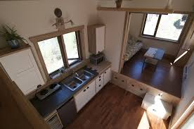 tiny house on wheels modern farmhouse interioroor level loft best homes with bedroom main design plans