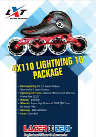 Lightning 10 Inline Skate Shoes