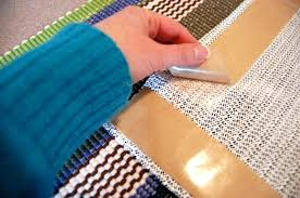 how to keep rugs from slipping on carpet adhesive rug pad premium lock to stop rugs how to keep rugs from slipping on carpet