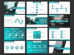 Presentation Design Templates Business Presentation Infographic Elements Template Set