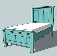 farmhouse twin bed. Modren Farmhouse Dimensions Fits Twin Sized Mattress Inside Farmhouse Twin Bed L