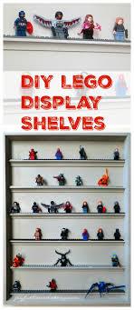 incredible lego display shelf d i y joyful homemaking ikea idea malaysium to set wall for minifigure