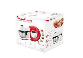 Masterchef Kitchen Appliances Moulinex Masterchef Compact Food Processors White Stainless