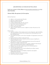 Job Description Sample Resume Nardellidesign Com