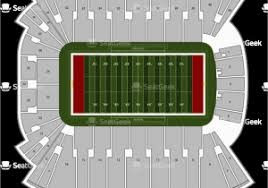Rice Eccles Stadium Detailed Seating Chart Michigan Stadium Seating Map Michigan Vs Wisconsin Football