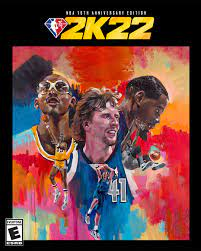 NBA 2K22 Cover and Release Details ...