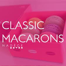 <b>Macarons</b> – Nadège Patisserie