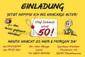 Einladung 50 Geburtstag Lustig Einladung 50 Geburtstag Lustige