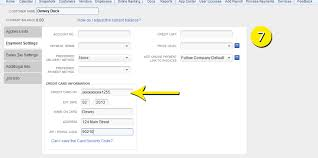 free quickbooks tutorials hide customer credit card number