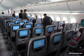 Farnborough Taking A Look At Qatars Boeing 787 Dreamliner