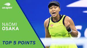 Naomi Osaka | Top 5 Points