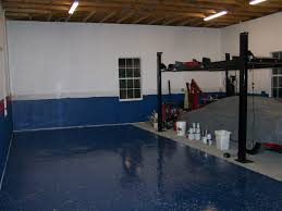 Full Size of Garage:blue Garage Walls What Color To Paint Garage Interior  Budget Garage ...