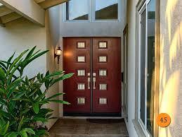 front door repairFront Doors  Rustic Mahogany Entry Door Overhead Door Company