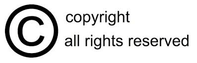 All Rights Reserved Symbol All Rights Reserved Sign Copyright Sign Copyright Symbol