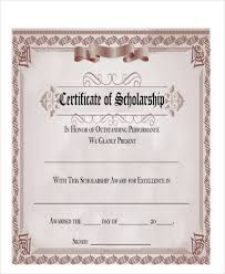 Sample Certificate Award Free 47 Award Certificate Examples And Samples In Word