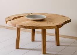 rustic oak coffee table english oak