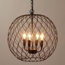 capiz chandelier world market inspiring dark bronze globe farmhouse design tables pendant light a98