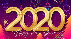 Happy New Year 2020 Wallpapers HD ...