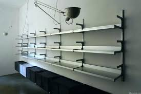 full size of diy wall mounted garage shelf book uk bookcase shelving systems kids room adorable