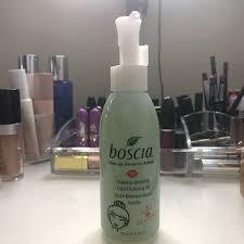 boscia makeup breakup cool cleansing oil