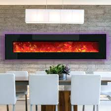 wall fireplace reviews a led wall mounted fireplace reviews mount electric by dynasty advanced series inch