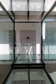 transparent wall panels. Gallery Of Contemporary Residence With Artificial Water Paths Transparent Wall Panels N