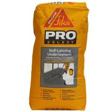 Self Leveling Coverage Chart Sika 50 Lbs Self Leveling Underlayment 517004 The Home Depot