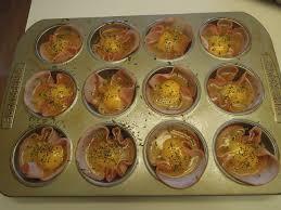 Ham and Egg Cups | Christine\u0027s Taste of Heaven